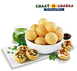 Franchise oppurtunity for Chaat Ka Chaska